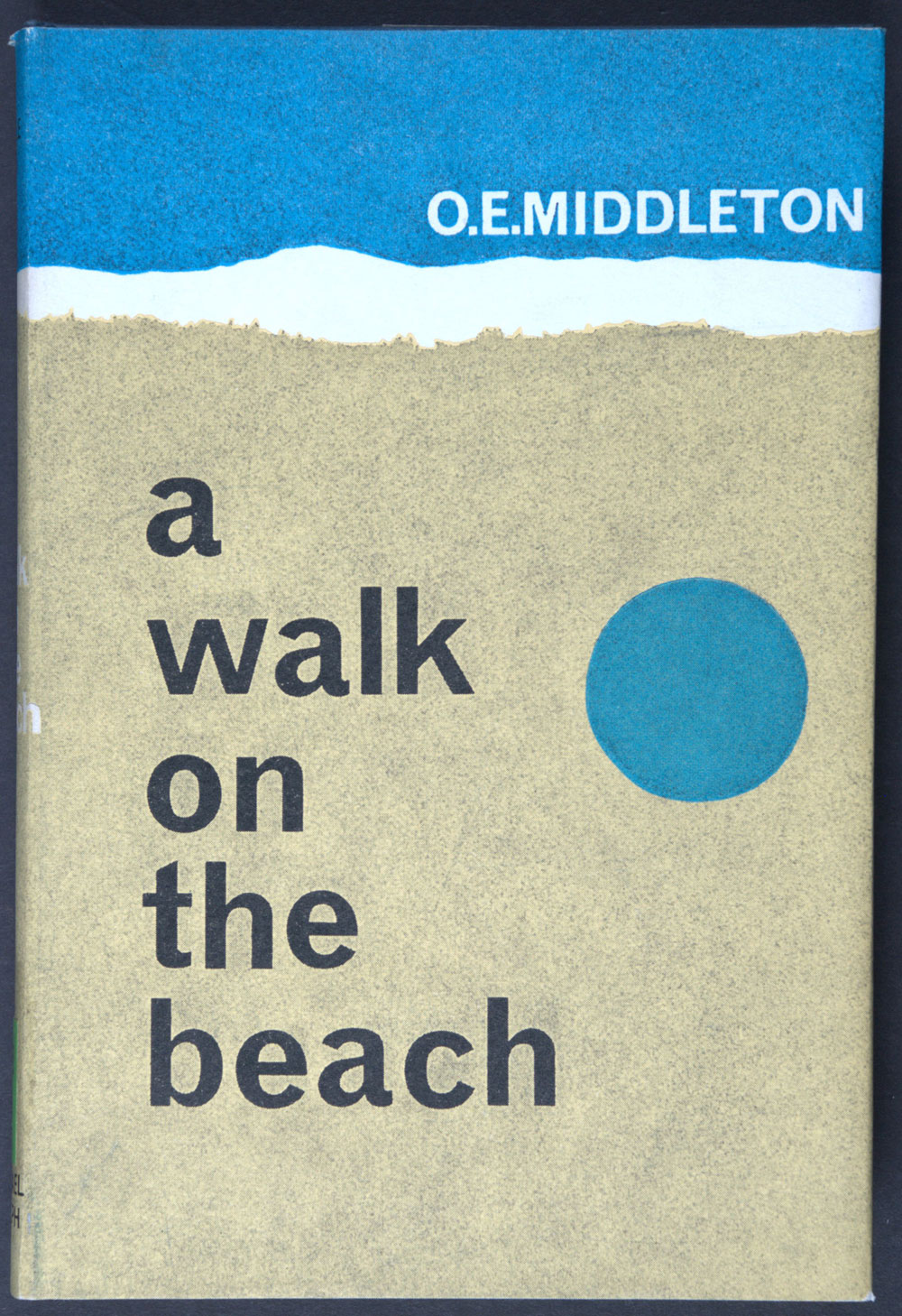 O.E. Middleton. <em>A walk on the beach.</em> London: Michael Joseph, 1964.