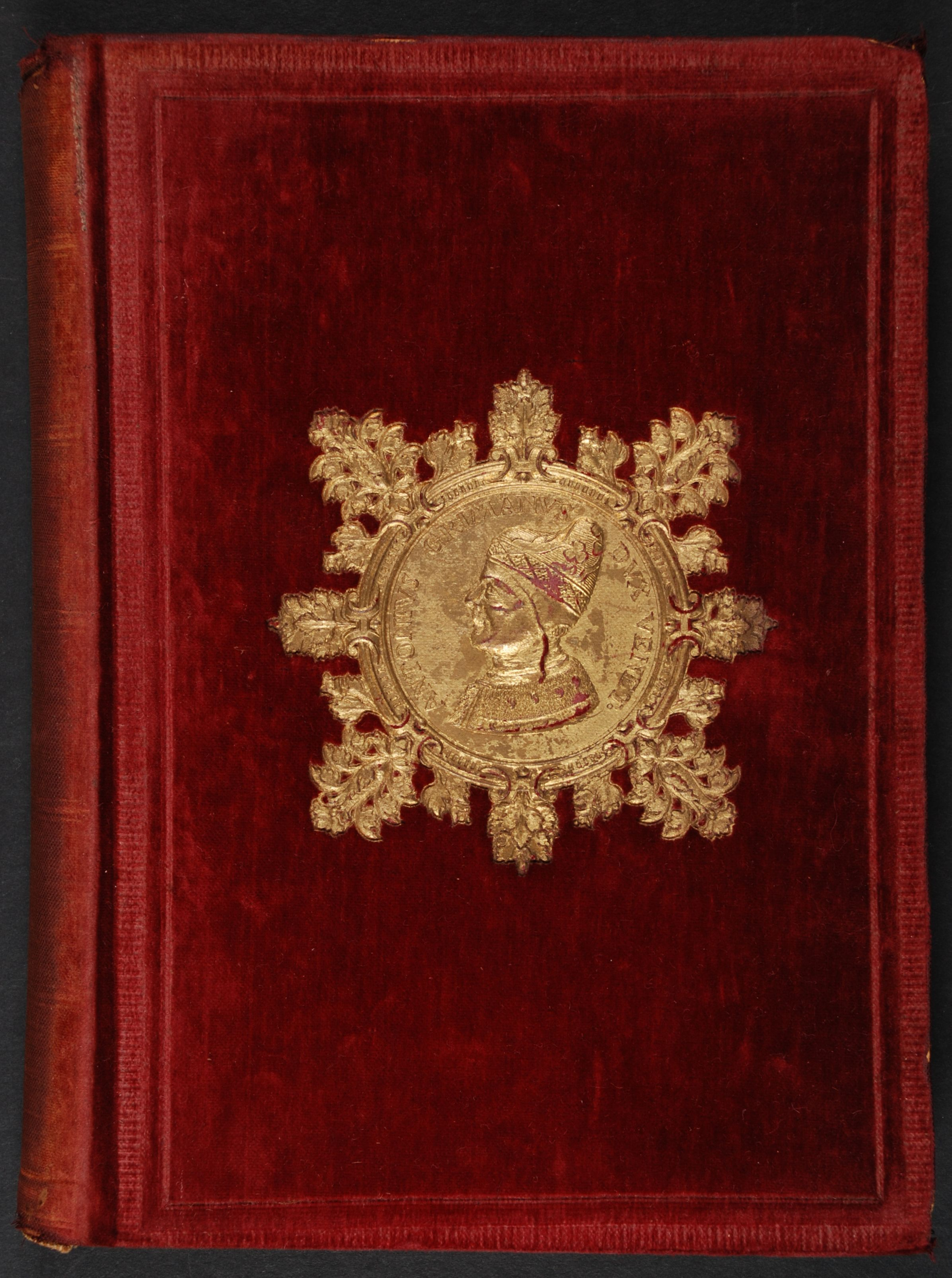A glance at the Grimani Breviary preserved in S. Mark's Library Venice. English edition. Venice: Ferdinand Ongania, 1903.