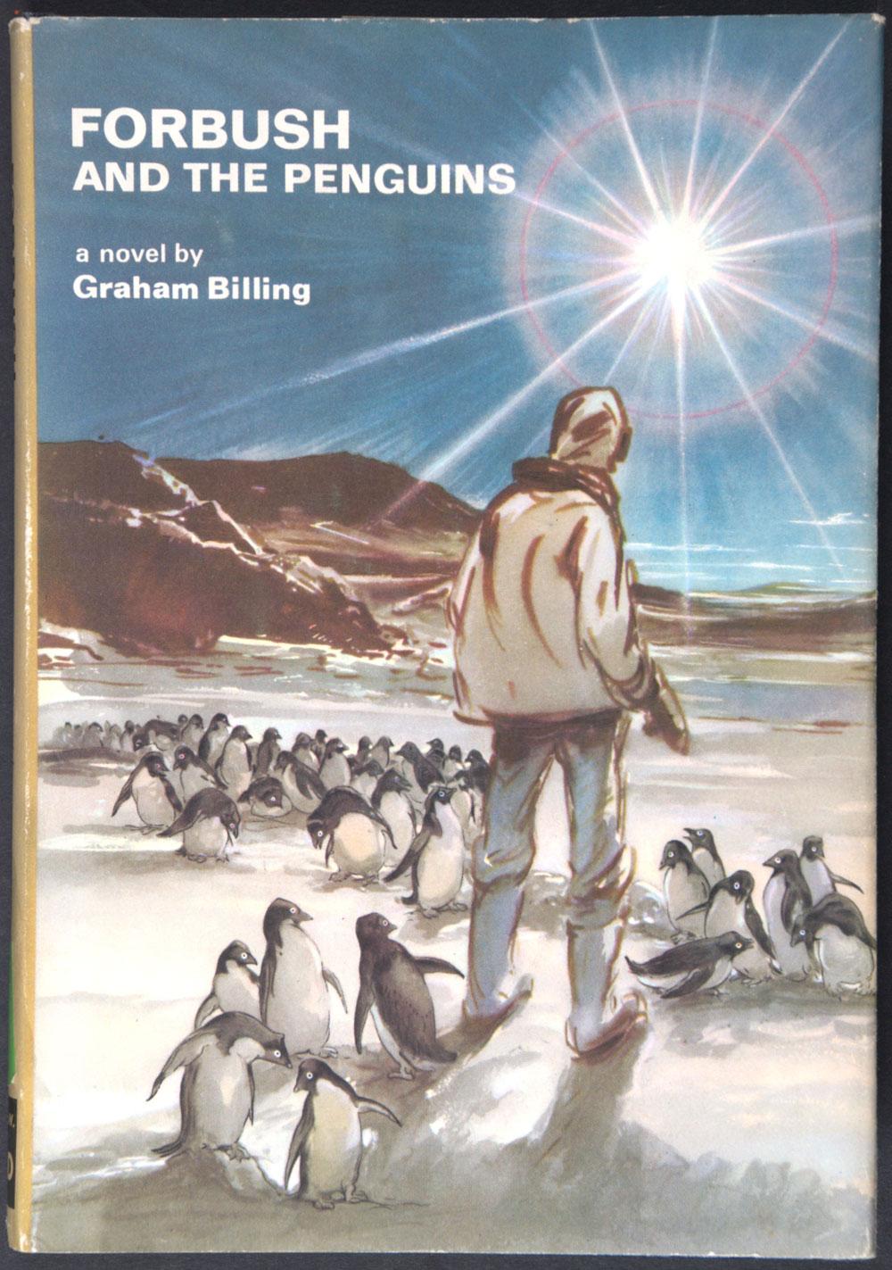 Graham Billing. <em>Forbush and the penguins.</em> Wellington: A.H. & A.W. Reed, 1965.
