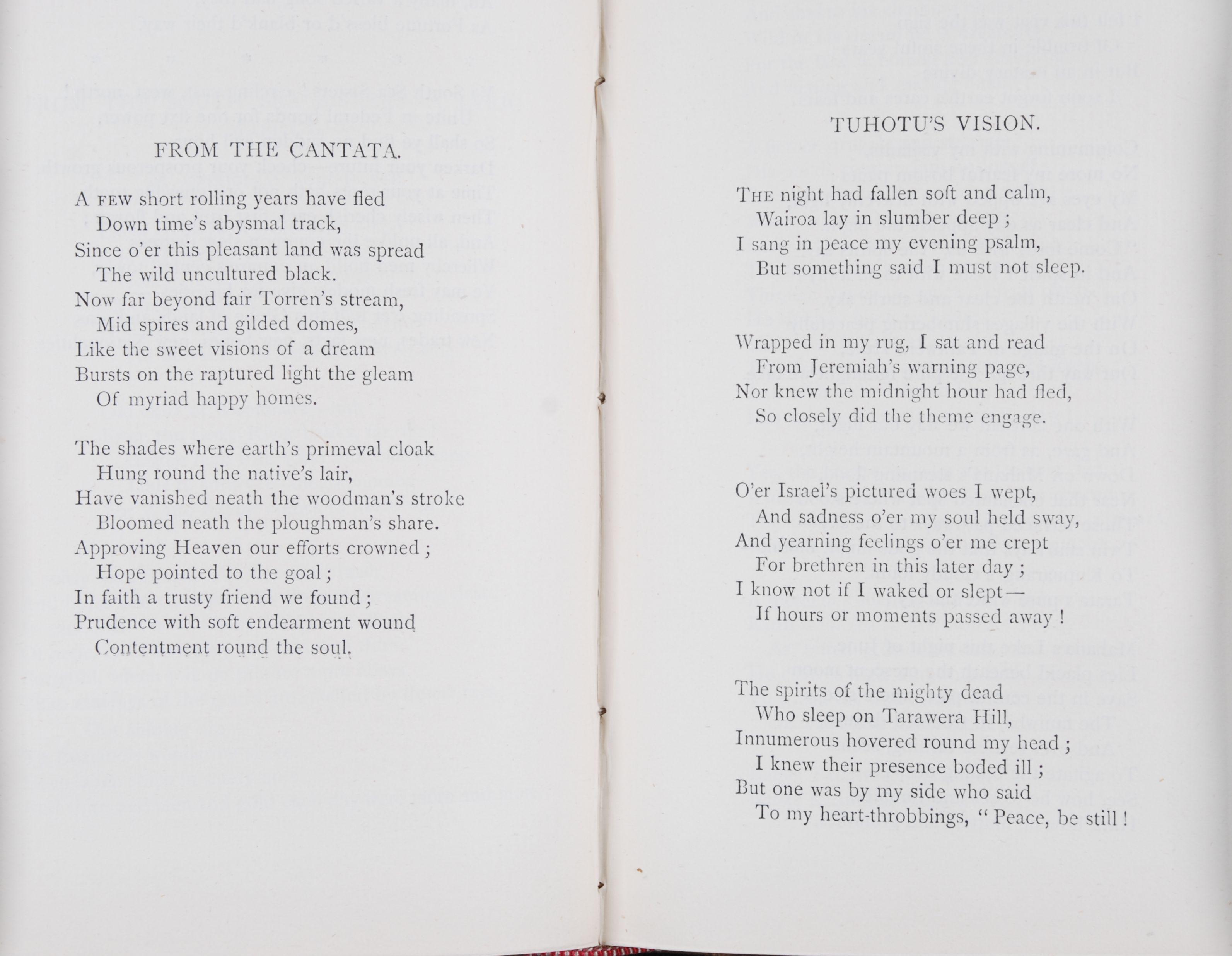 Douglas B.W. Sladen (ed).  A Century of Australian Song. Centenary edition. London: W. Scott, 1888.