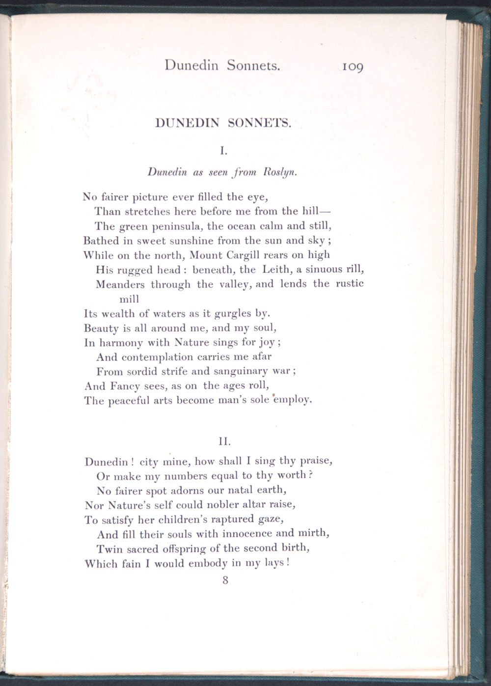 William M. Stenhouse. <em>Lays from Maoriland: being songs and poems, Scottish and English.</em> Paisley: Alexander Gardner, 1908.