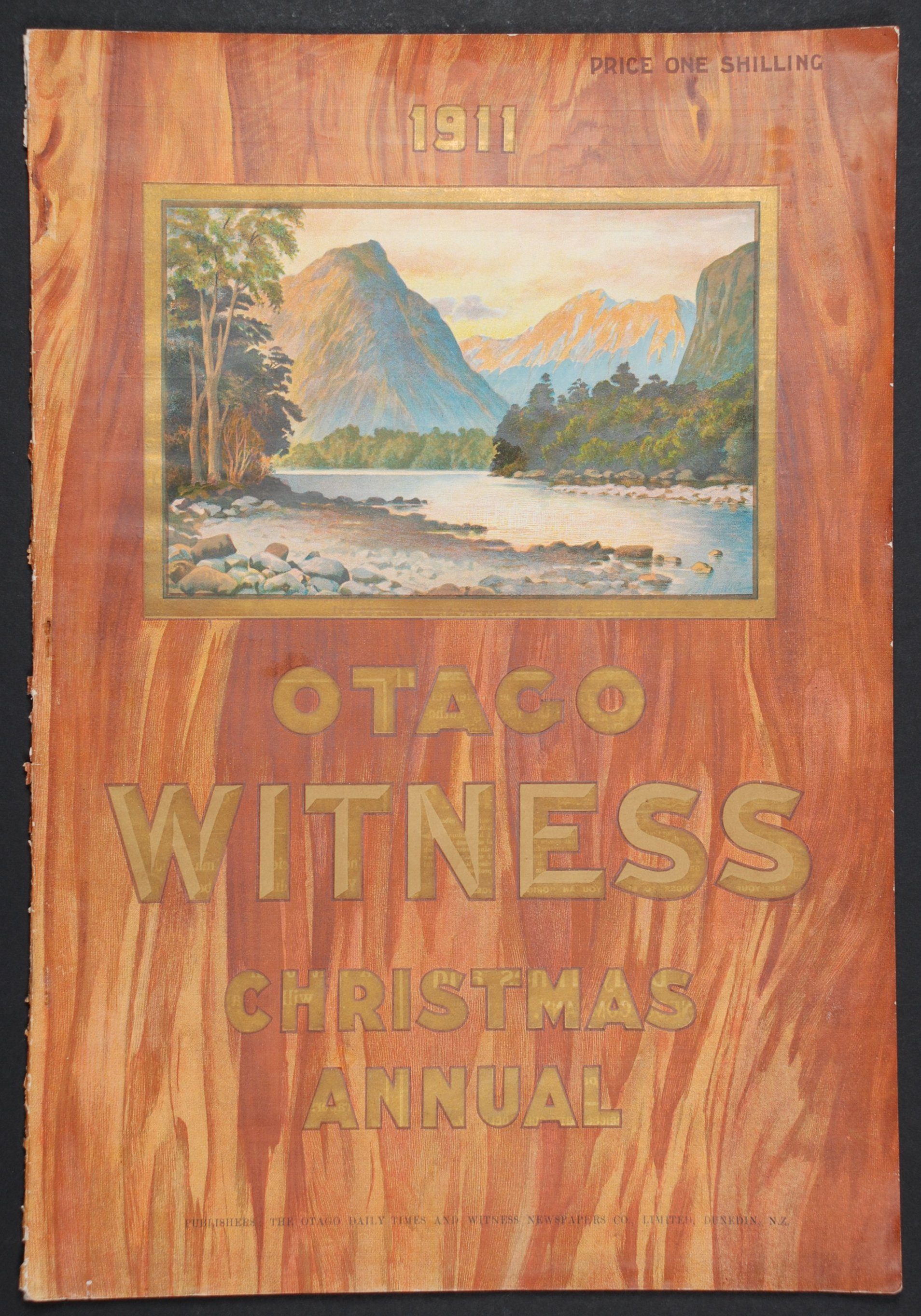 The Otago Witness. Christmas Annual, 1911.