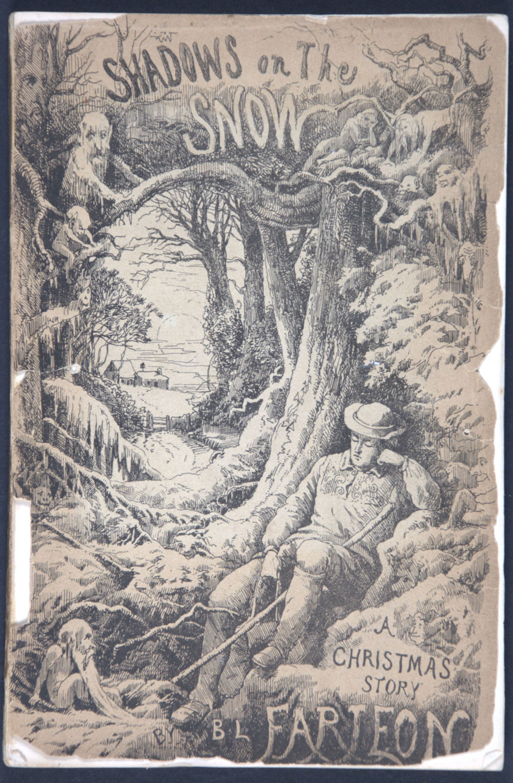 Farjeon, B.L. <em>Shadows on the snow: a Christmas story.</em> Dunedin: William Hay, [1865]