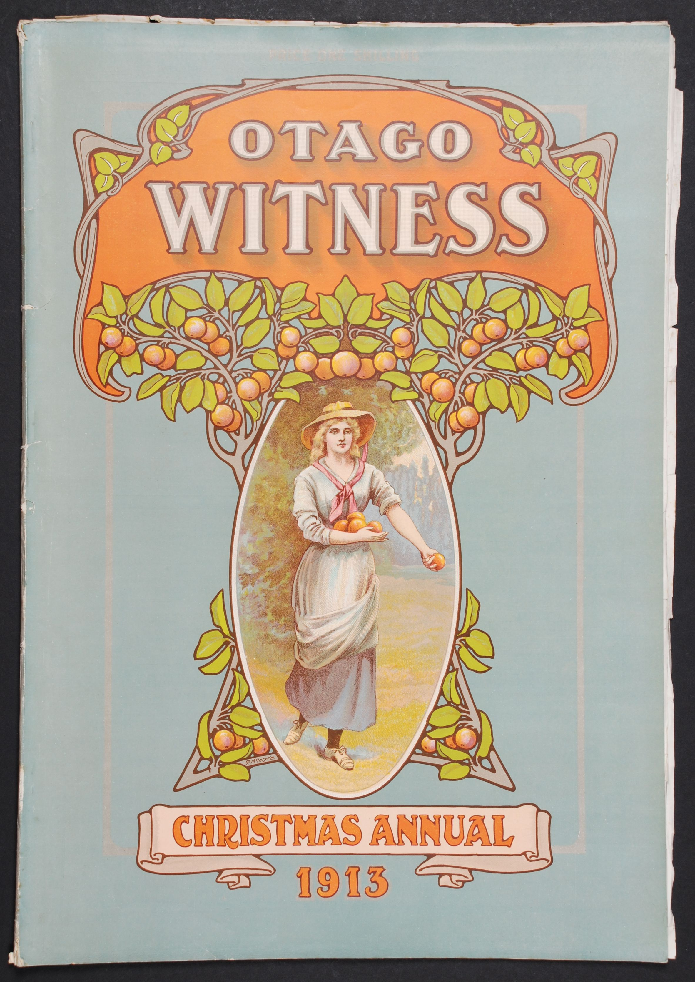 The Otago Witness. Christmas Annual, 1913.
