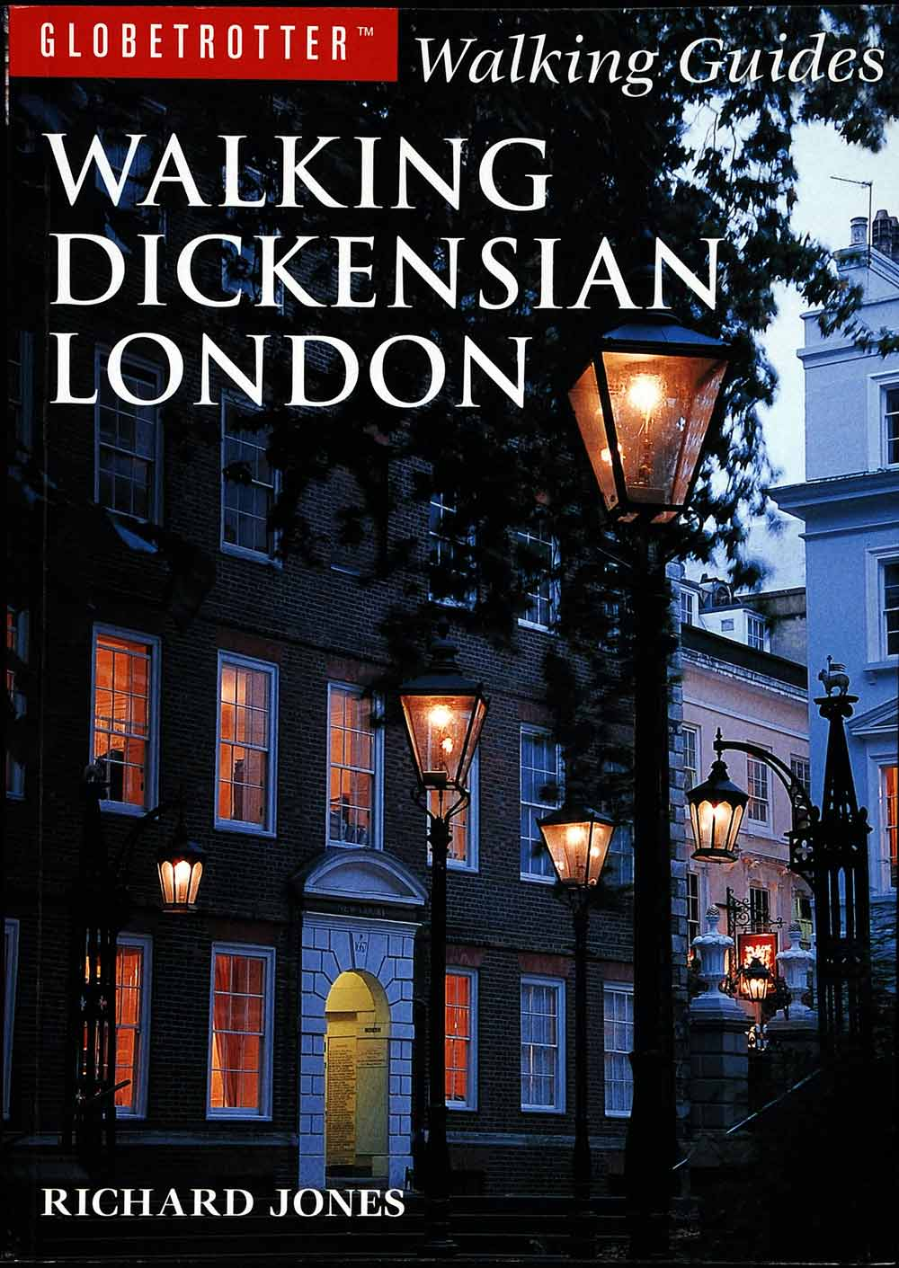 Richard Jones. Walking Dickensian London. London: New Holland, 2004