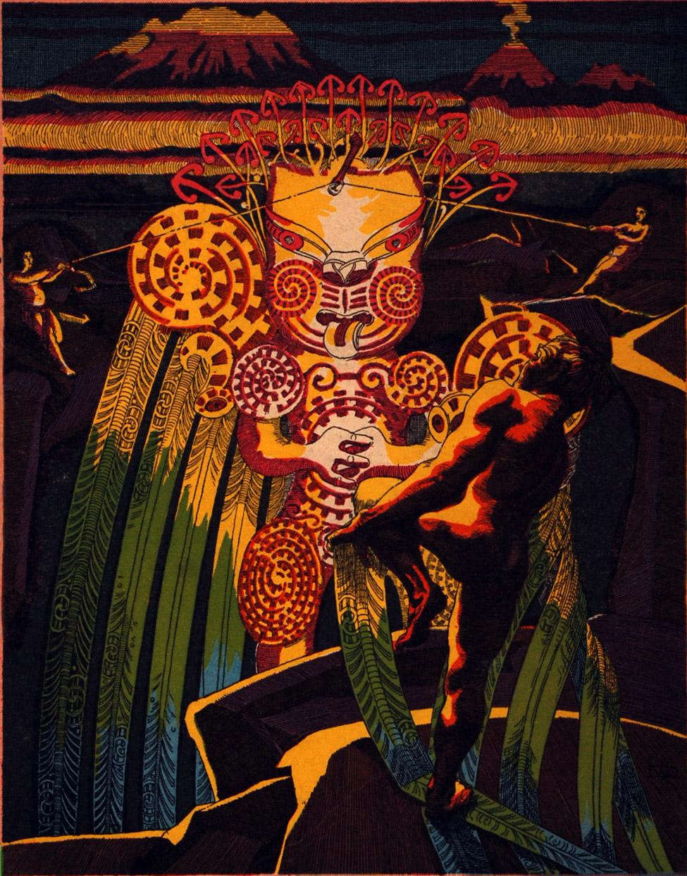 A. W. Reed. <i>Maui: Legends of the Demigod of Polynesia</i>. Wellington: A. H. & A. W. Reed, 1943.