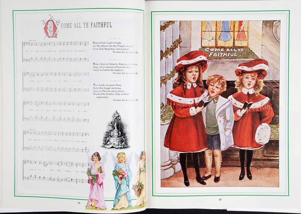 <em>The book of Christmas carols.</em> Bolton: Aurora Publishing, 1985.