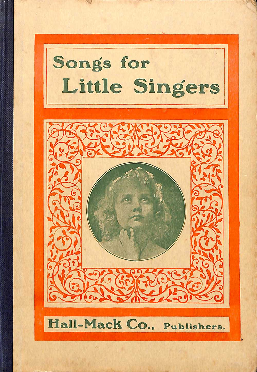 Lincoln Hall & Elsie Duncan Yale (editors). <em>Songs for little singers: a collection of easy pieces for beginners and primary departments of the Sunday school and for use at home.</em> Philadelphia: Hall-Mack, 1909.