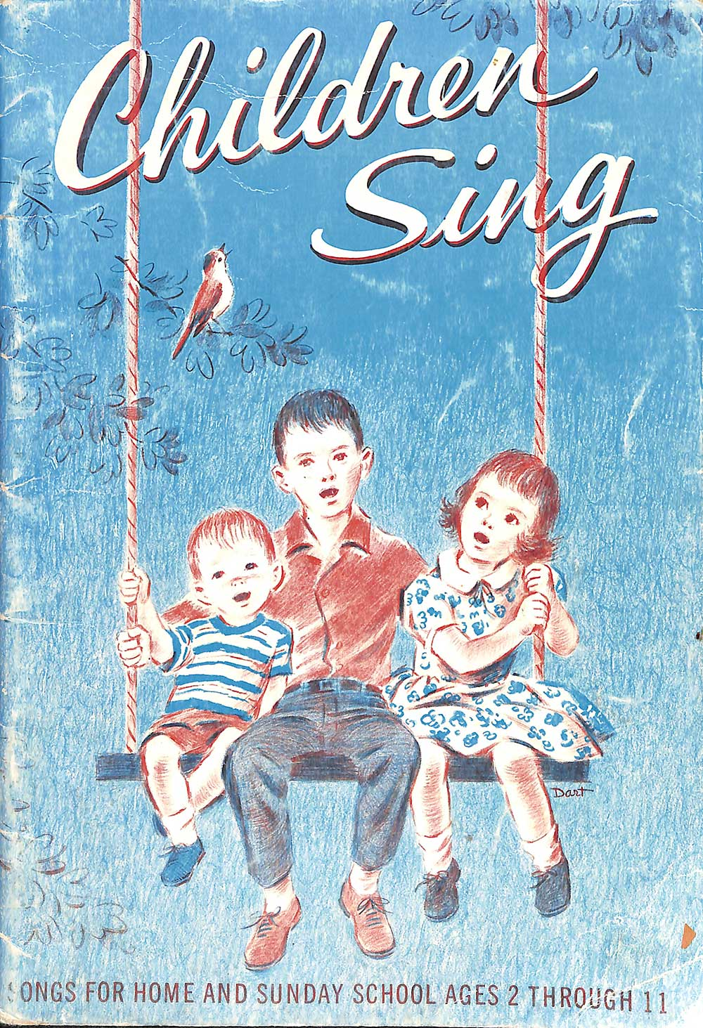 <em>Children sing: Christian songs for boys and girls.</em> Elgin, Illinois: David C. Cook Publishing Company, 1962.