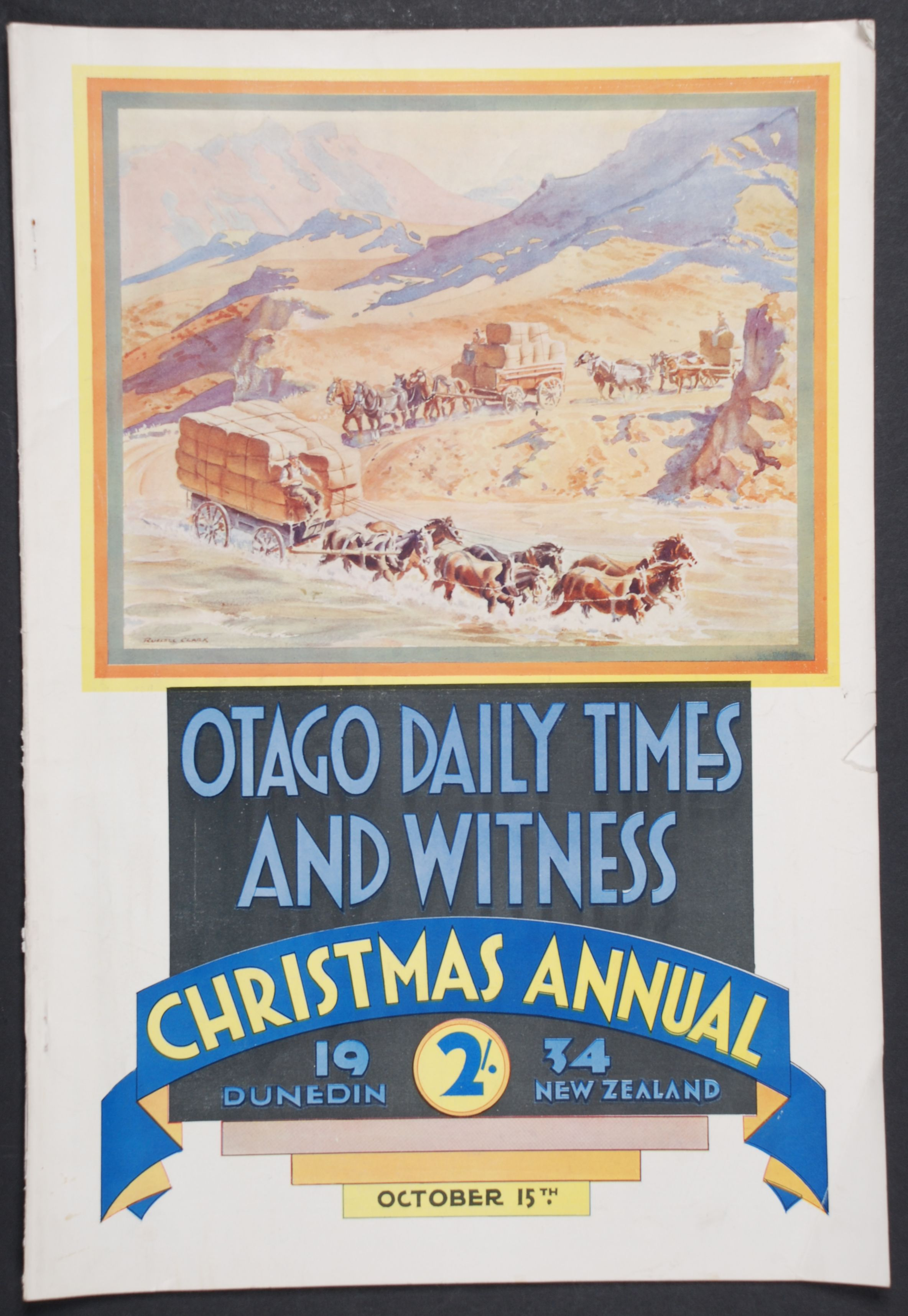 The Otago Daily Times & Witness. Christmas Number, 1934.