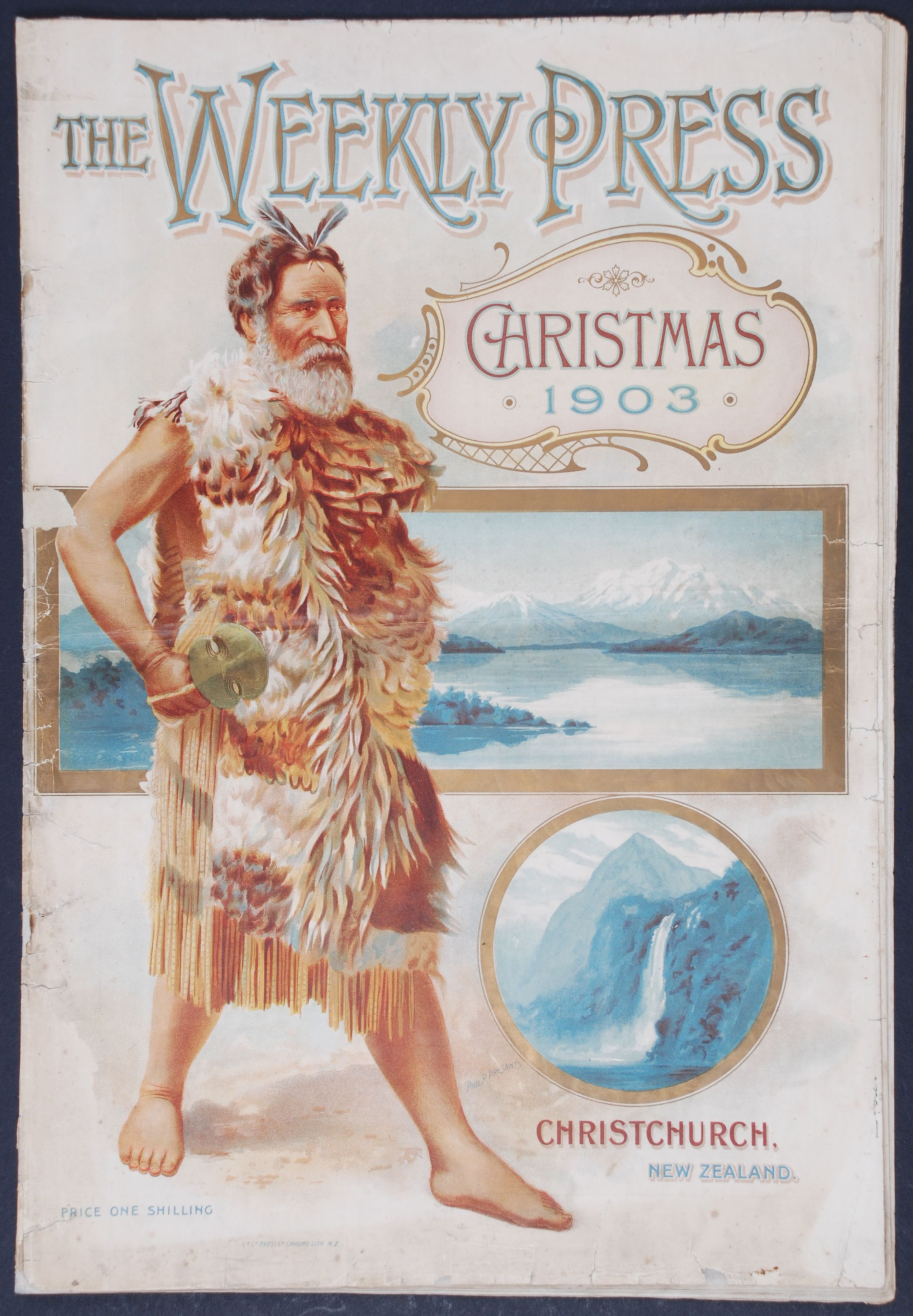 Weekly Press. Christmas Number, 1903.