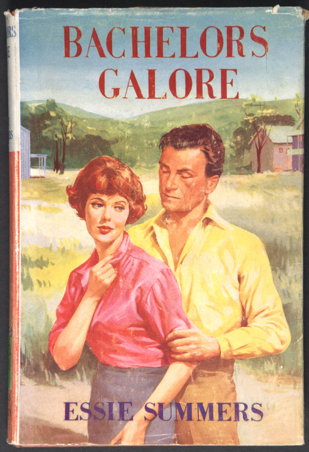 Essie Summers. Bachelors galore. London: Mills & Boon, 1958.