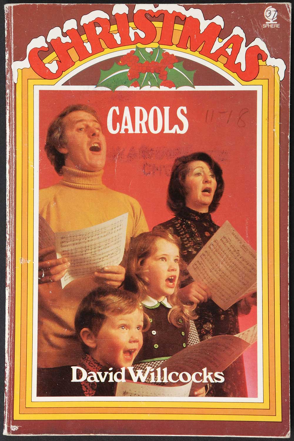 David Willcocks. <em>Christmas carols.</em> London: Sphere Books, 1975.