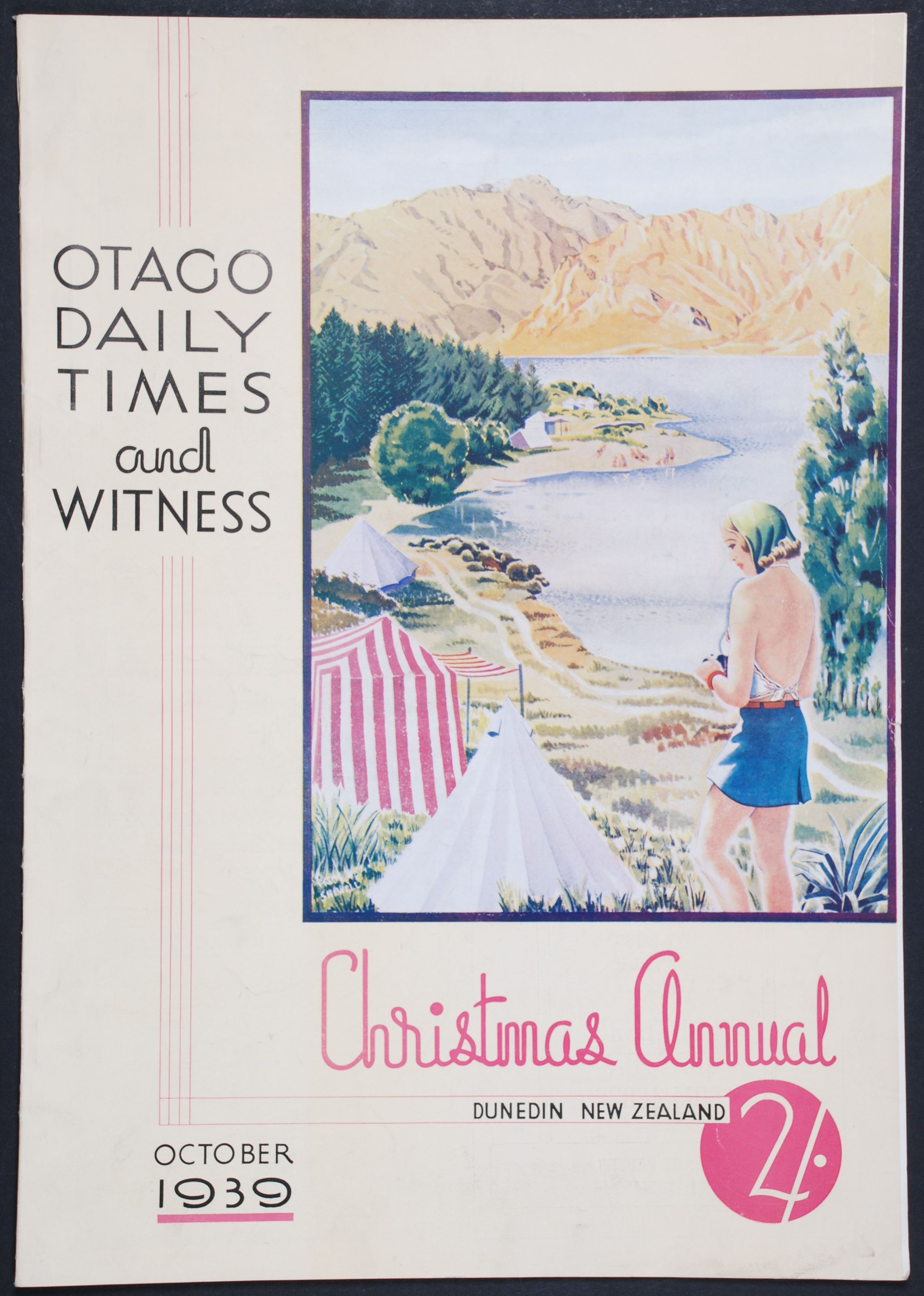 The Otago Daily Times & Witness. Christmas Number, 1939.